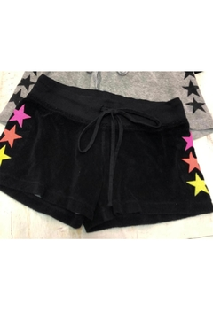 Shoptiques Product: Terry Star Shorts