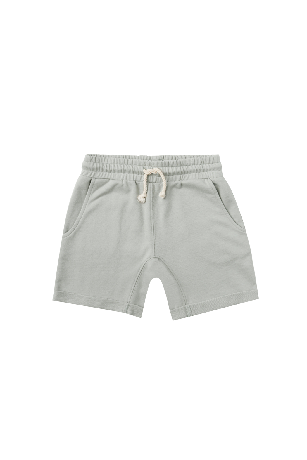 Rylee & Cru Terry Sweat Short - Front Cropped Image