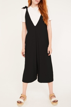 Shoptiques Product: Tess Black Jumpsuit