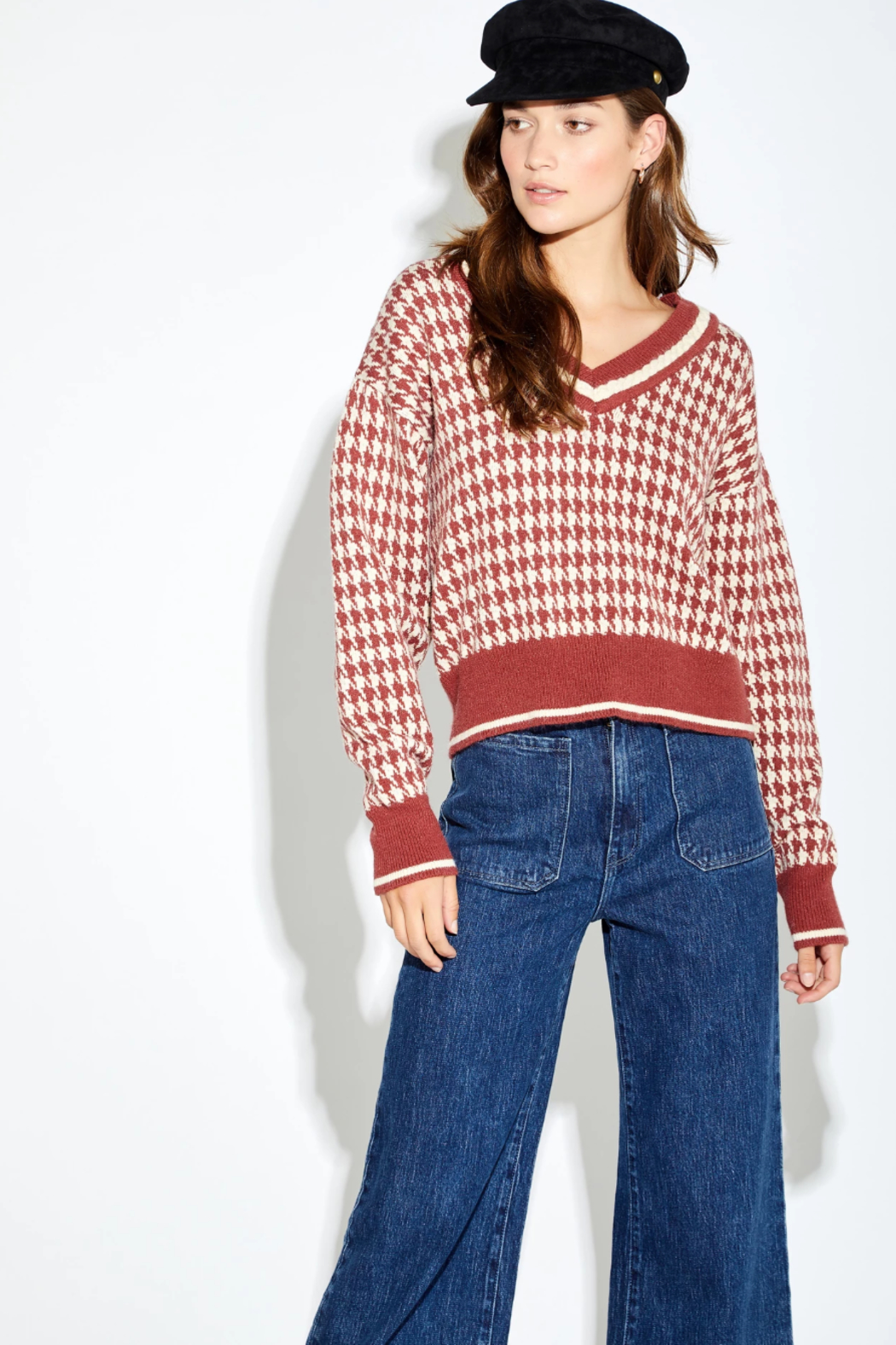Callahan Tess Sweater - Main Image