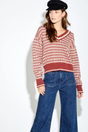 Callahan Tess Sweater - Front cropped