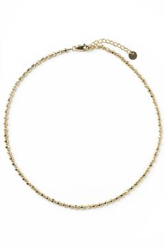 Shoptiques Product: Gold-Fill Faceted Choker