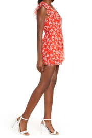 Adelyn Rae Tessie Woven Print Romper - Other