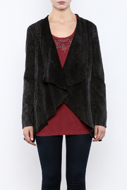 Testimony Fitted Knit Victoria Jacket - Side cropped