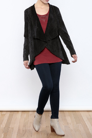 Testimony Fitted Knit Victoria Jacket - Front full body