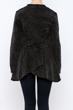 Shoptiques Product: Fitted Knit Victoria Jacket