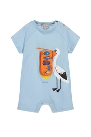 Paul Smith Junior Tewis All-In-One Shortie - Front cropped