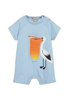 Paul Smith Junior Tewis All-In-One Shortie - Alternate List Image