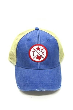 Shoptiques Product: Texas Arrow Trucker Hat