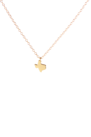 Kris Nations TEXAS CHARM NECKLACE - Product Mini Image
