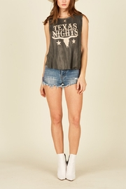 Vintage Havana  Texas Nights Graphic Tank - Front cropped