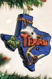 Old World Christmas Texas State Ornaments - Product Mini Image