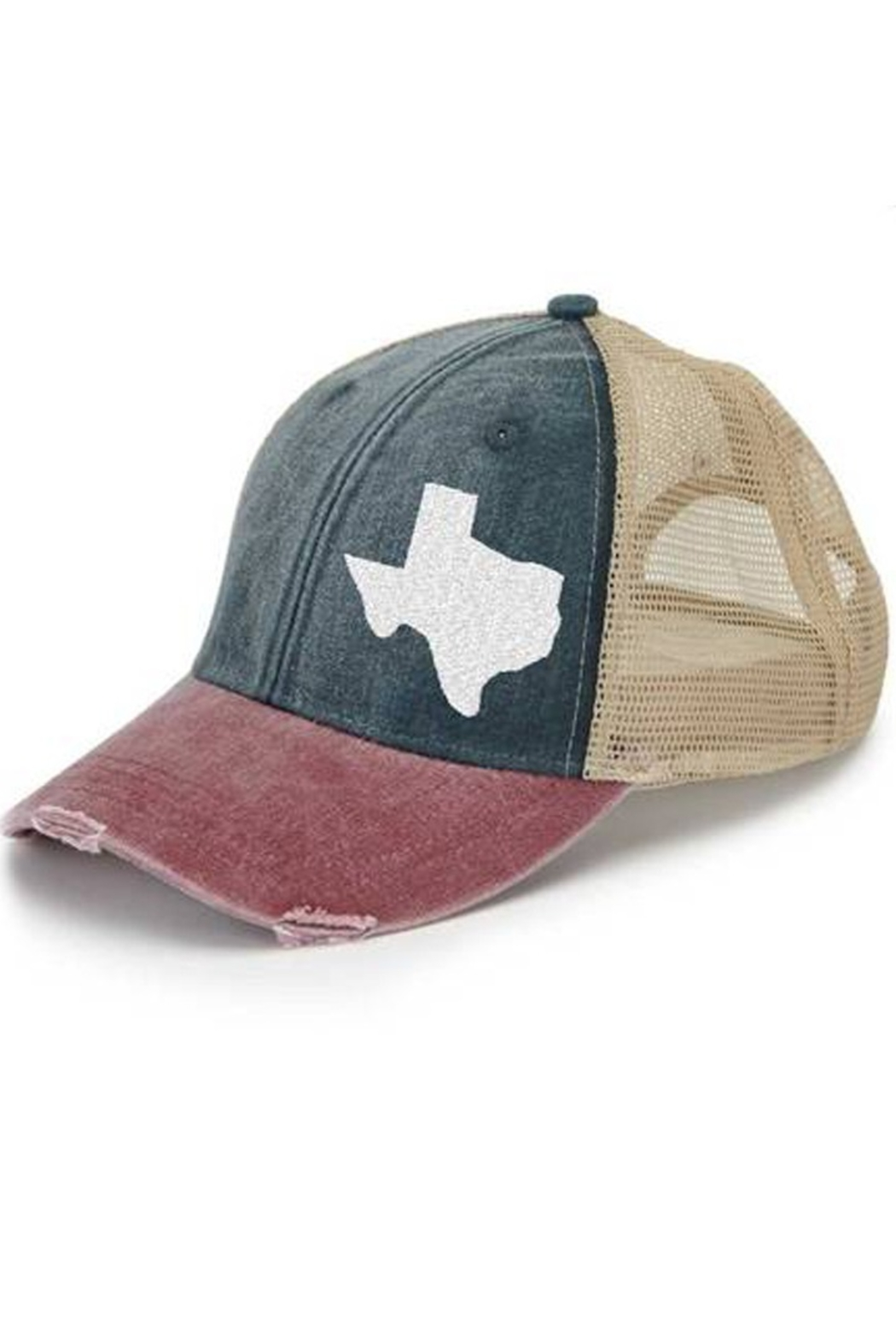 04976c6c36b Gracie Designs Texas State Pride Hat from Texas by y i clothing ...