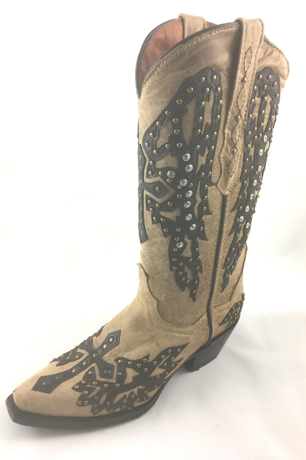 Texas Outlaw Boot & Fashion Crosswing Freedom - Main Image