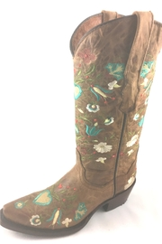 Texas Outlaw Boot & Fashion The Gorgeous Tulipan - Front cropped