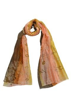 Shoptiques Product: Handmade Silk Scarf