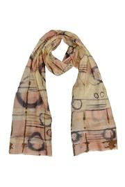 Textiles One Sky Handmade Silk Scarf - Front cropped