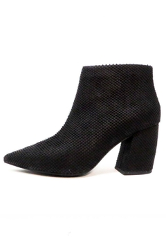 Jeffrey Campbell Textured Black Booties - Product List Image