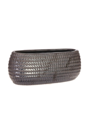 RAZ Imports Textured Container - Product Mini Image