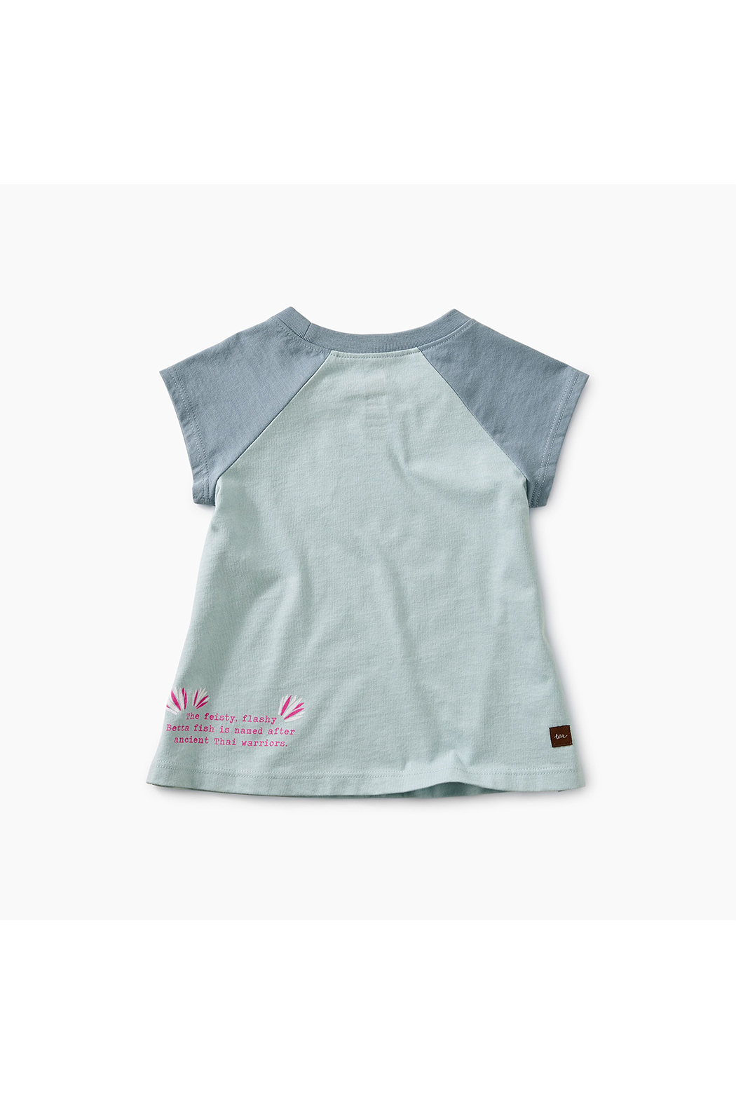 Tea Collection Thailan Beta Baby Graphic Tee - Side Cropped Image