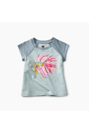 Tea Collection Thailan Beta Baby Graphic Tee - Product Mini Image