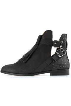 Thakoon Addition Stud Ankle Boots - Product List Image