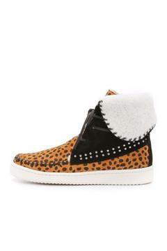 Shoptiques Product: Warwick Leopard Sneakers