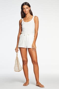 Vitamin A Swimwear Thalia Romper - Product List Image