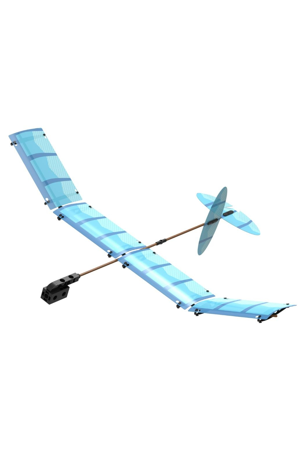 Thames & Kosmos Ultralight Airplanes Kit - Back Cropped Image