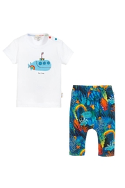 Paul Smith Junior Thami Trousers & Top - Product Mini Image
