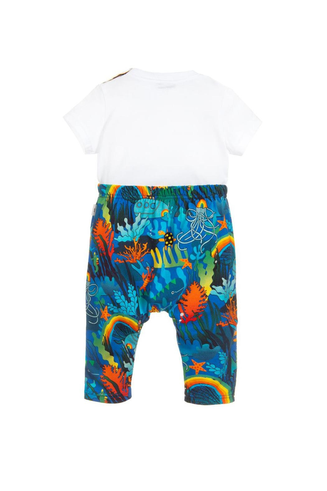 Paul Smith Junior Thami Trousers & Top - Side Cropped Image