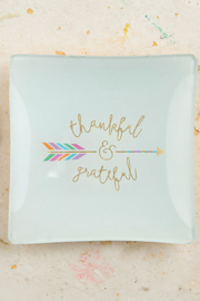 Boe Thankful & Grateful Dish - Front cropped