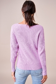 Sugarlips That's A Wrap Sweater - Side cropped