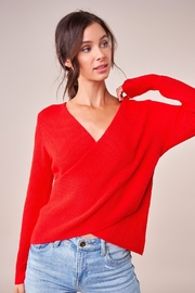Sugarlips That's A Wrap Sweater - Other