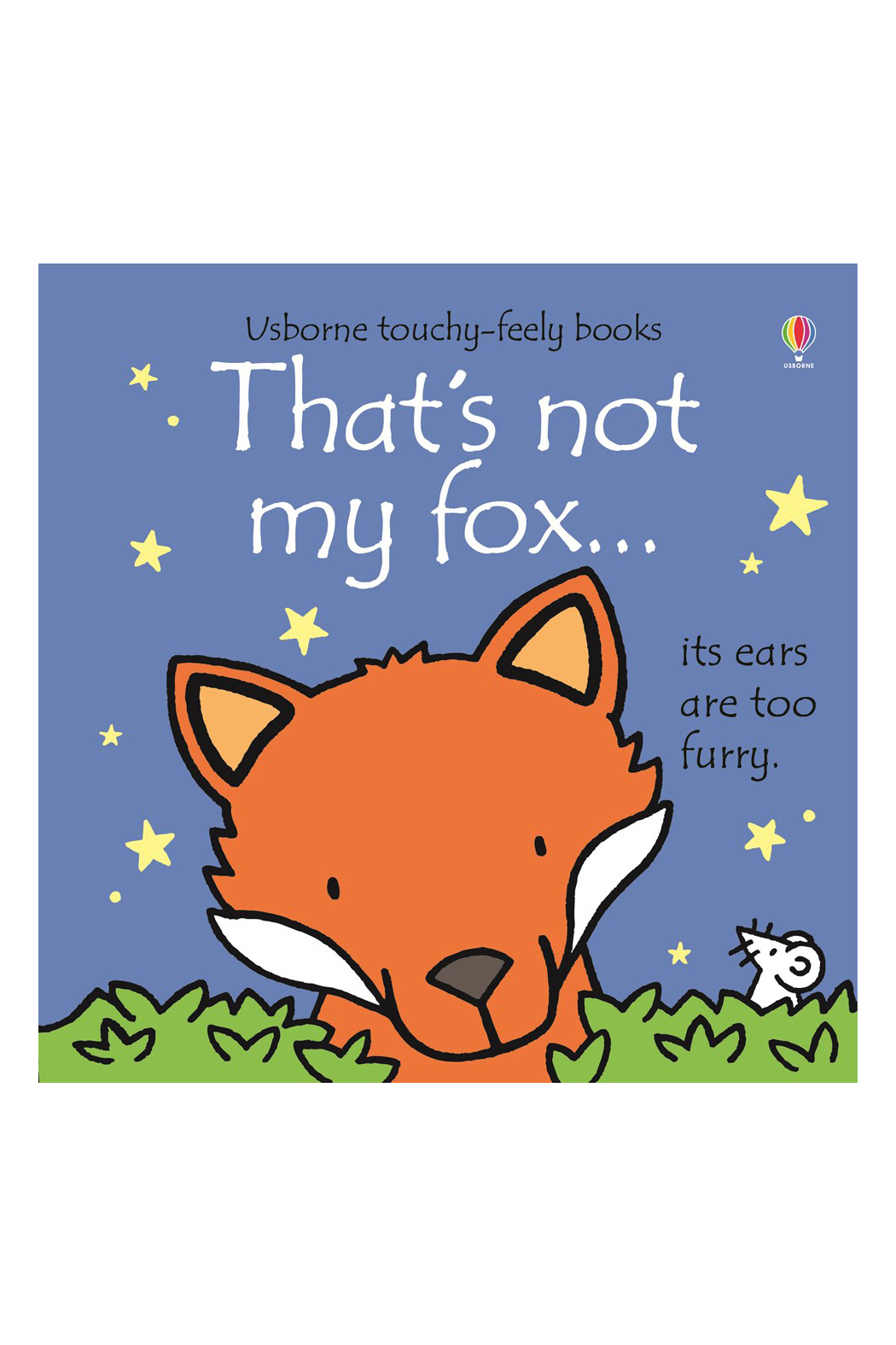 Usborne That's Not My Fox - Front Cropped Image