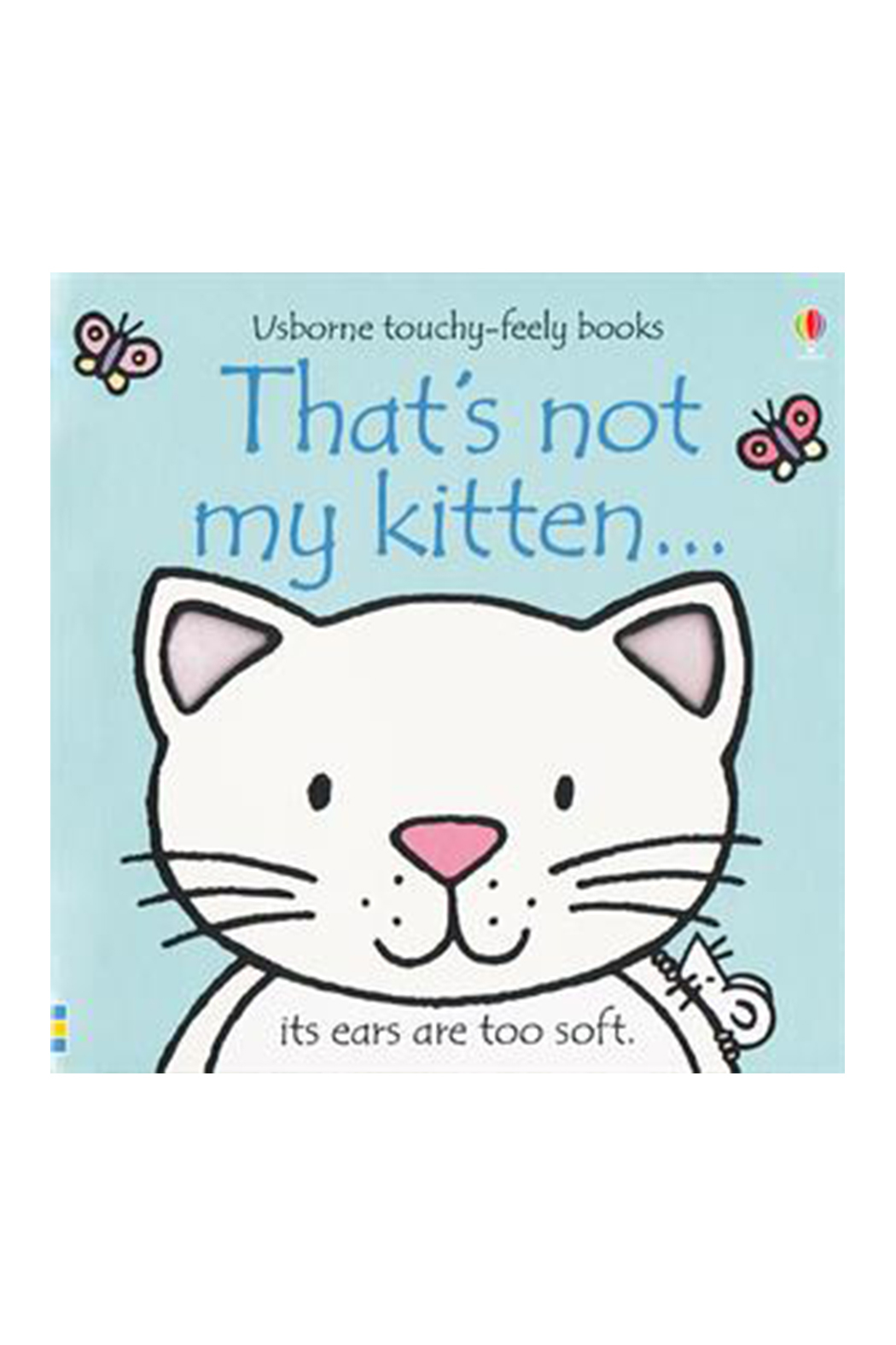 Usborne That's Not My Kitten - Front Cropped Image