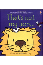Usborne That's Not My Lion - Product Mini Image