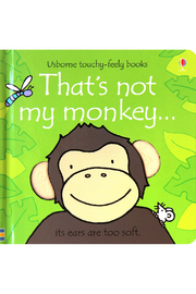 Usborne That's Not My Monkey - Front cropped