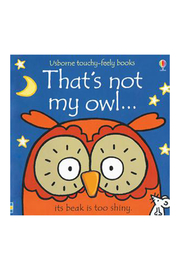 Usborne That's Not My Owl - Product Mini Image
