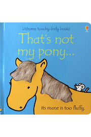Usborne That's Not My Pony - Front cropped