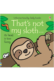 Usborne That's Not My Sloth - Front cropped
