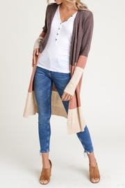 Doe & Rae The Abby Sweater - Side cropped