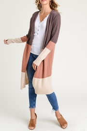 Doe & Rae The Abby Sweater - Front full body