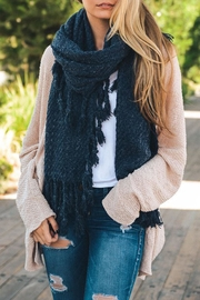 Leto The Aki Scarf - Front cropped