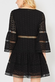 Entro The Ale Dress - Back cropped