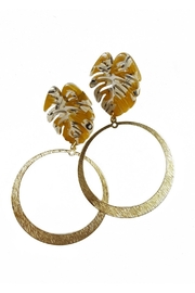 Fabulina Designs Alvita Earrings - Front cropped