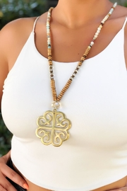 Fabulina Designs The Amerie Necklace - Product Mini Image