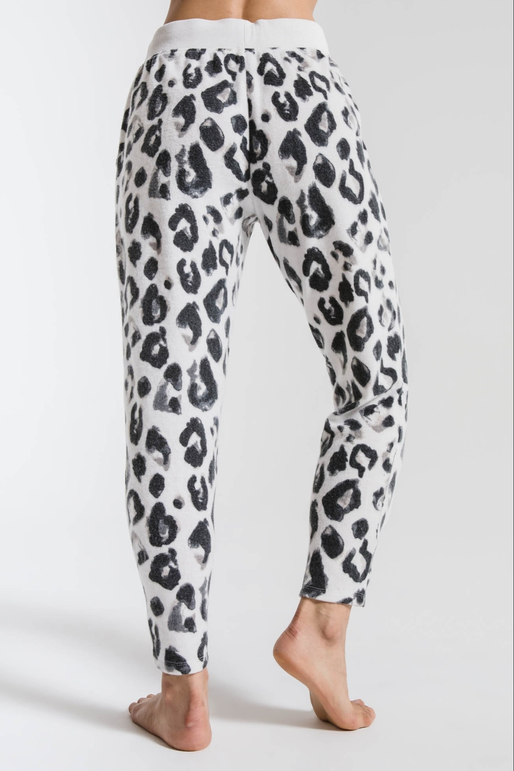z supply The Amur Leopard Pant - Front Full Image
