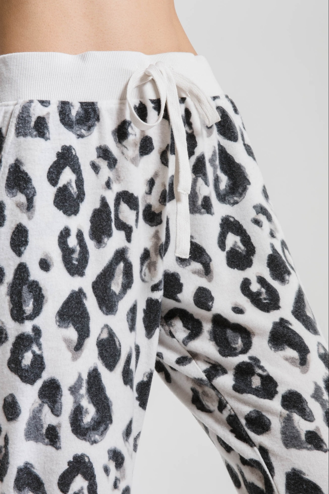 z supply The Amur Leopard Pant - Back Cropped Image