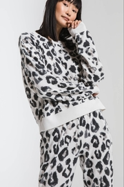 z supply The Amur Leopard Top - Side cropped